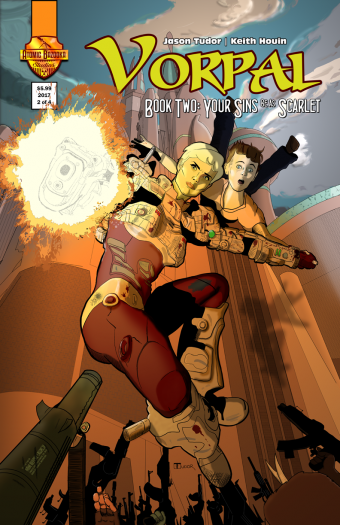 Cover ofVorpal 2