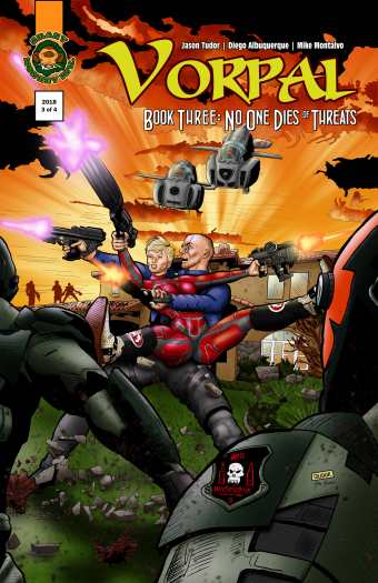 Cover of Vorpal 3