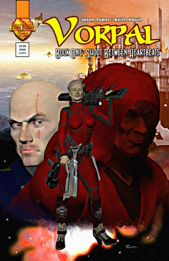 Cover of Vorpal 1